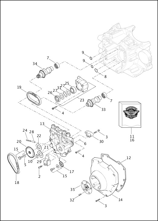 Harley Motorcycle Engine Part Diagram - Wiring Diagram Database