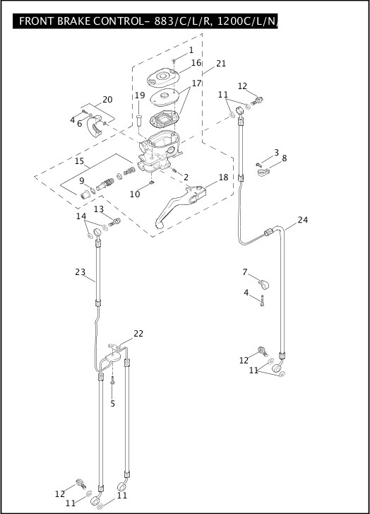 1981 ironhead wiring diagram