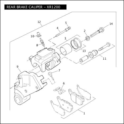 Harley Davidson Brakes Diagram Wiring Diagram