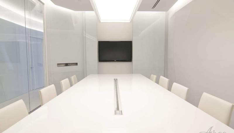 Straits Trading Building - Conference Room