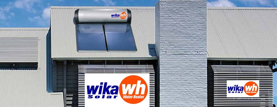 wika solar water heater