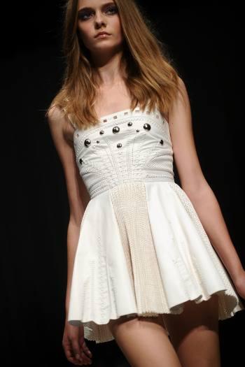 Primavera Verano Mil N Women S Fashion Week Versace
