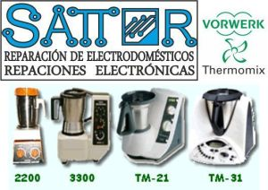 servicio tecnico thermomix alicante