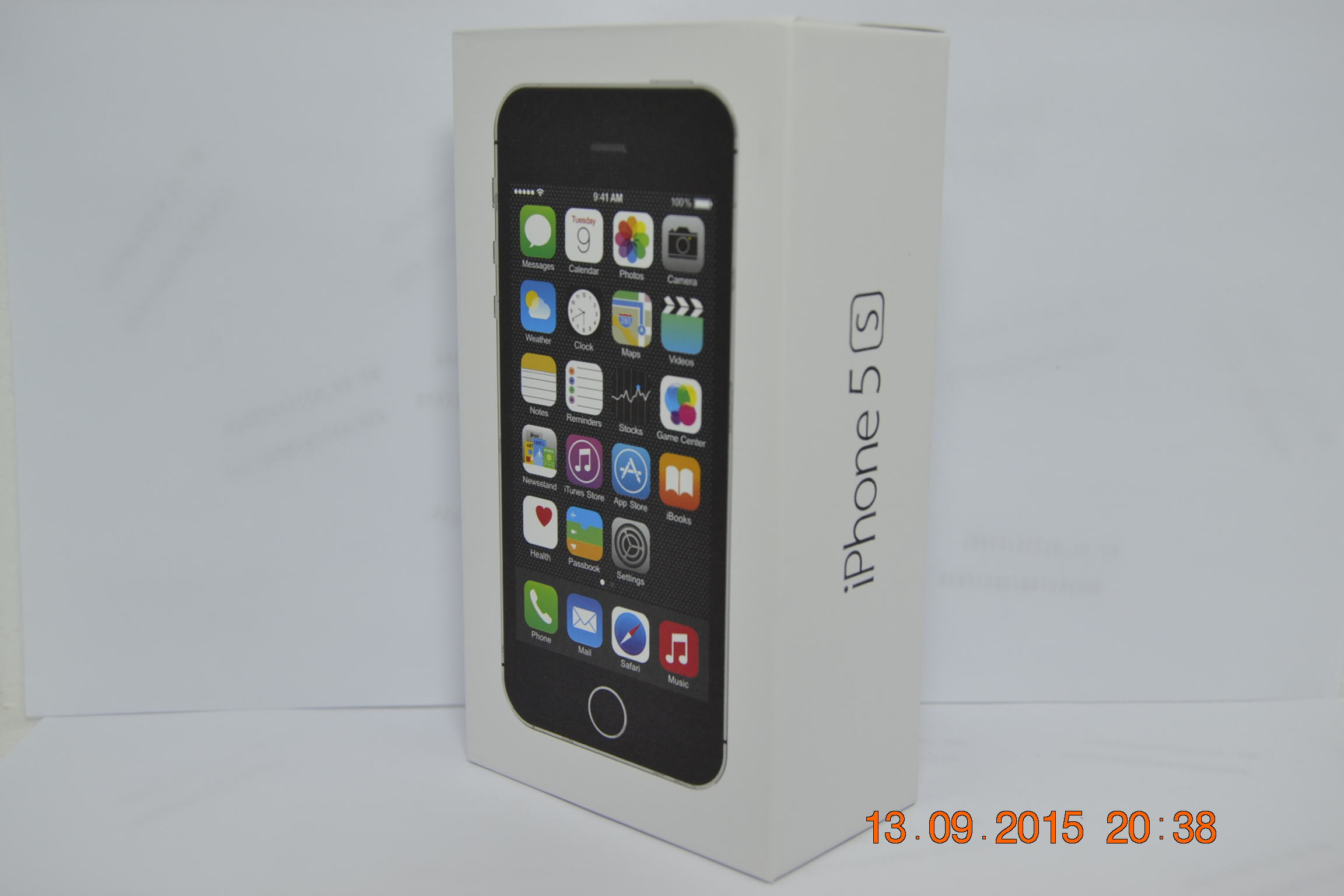 Venta De Moviles Libres Iphone Telefono Movil Original Apple Iphone 5s 16gb Libre Nuevo