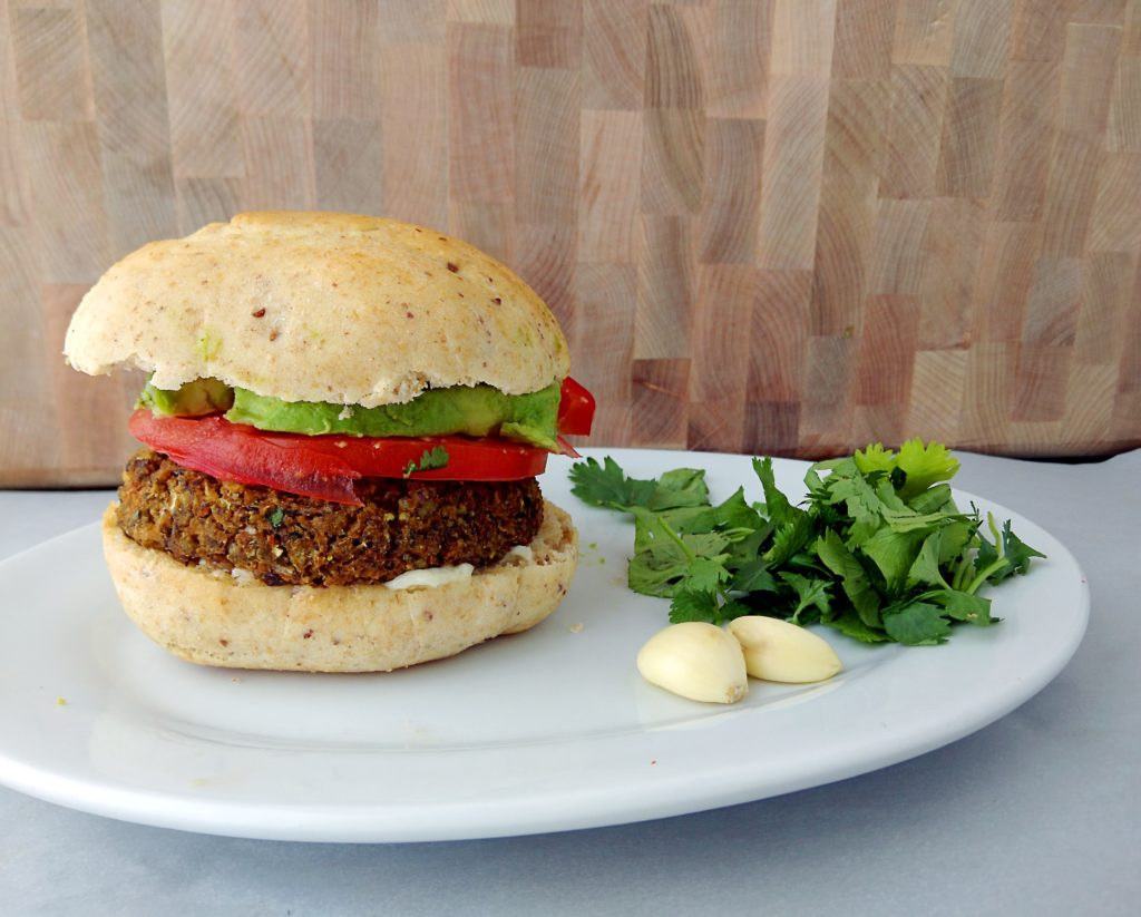 The Last Vegan Burger Recipe You Will Ever Need