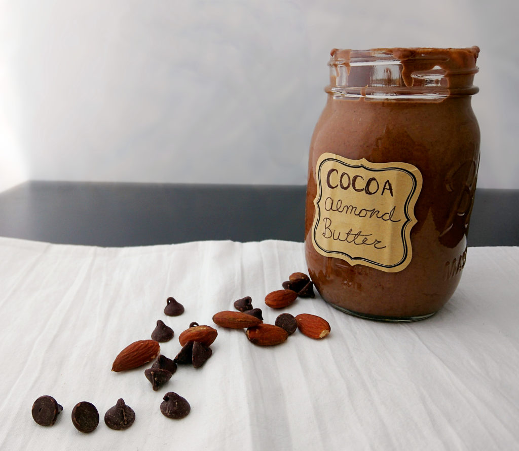 Indulgent Chocolate Almond Butter Recipe