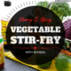 Spicy Vegetable Stir Fry Recipe with Sambal