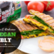 Vegan BLT Grilled Cheese Sandwich Recipe