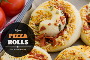 Vegan Pizza Rolls – The Perfect Party Food!