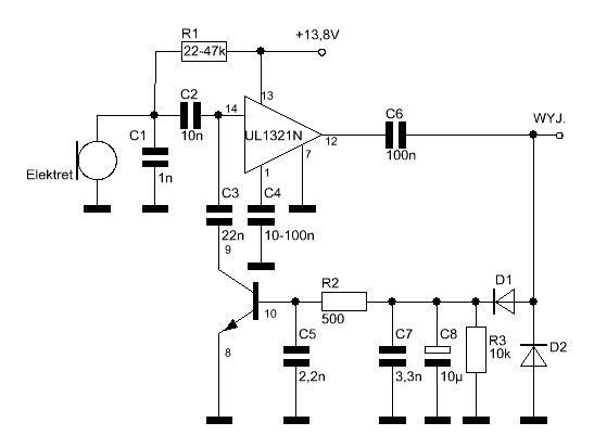 500mw pll fm transmitter 88 108mhz