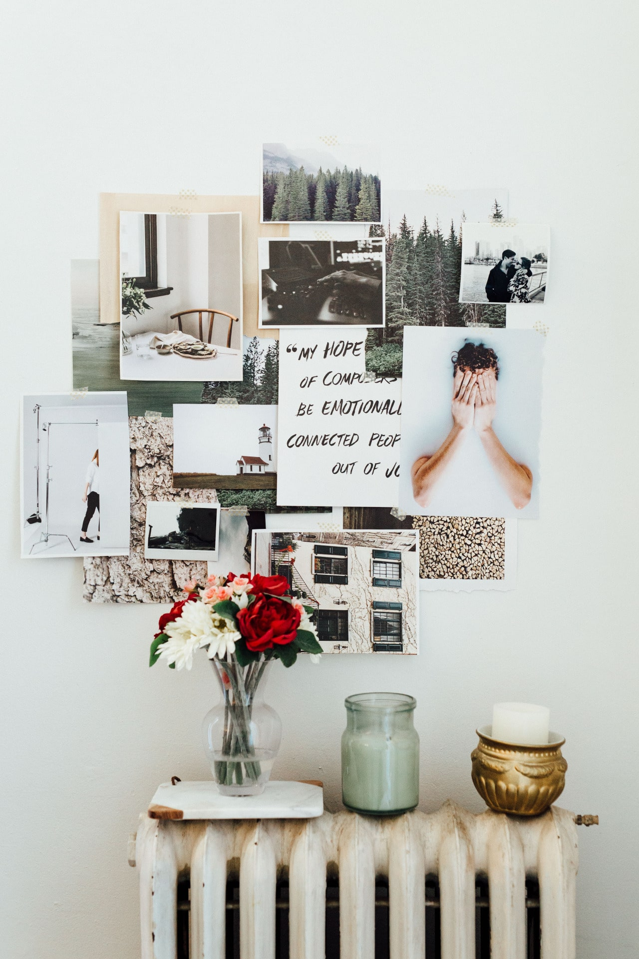 Tumblr Room Wall Decor Using Mood Boards To Develop Your Brand Notes On Design