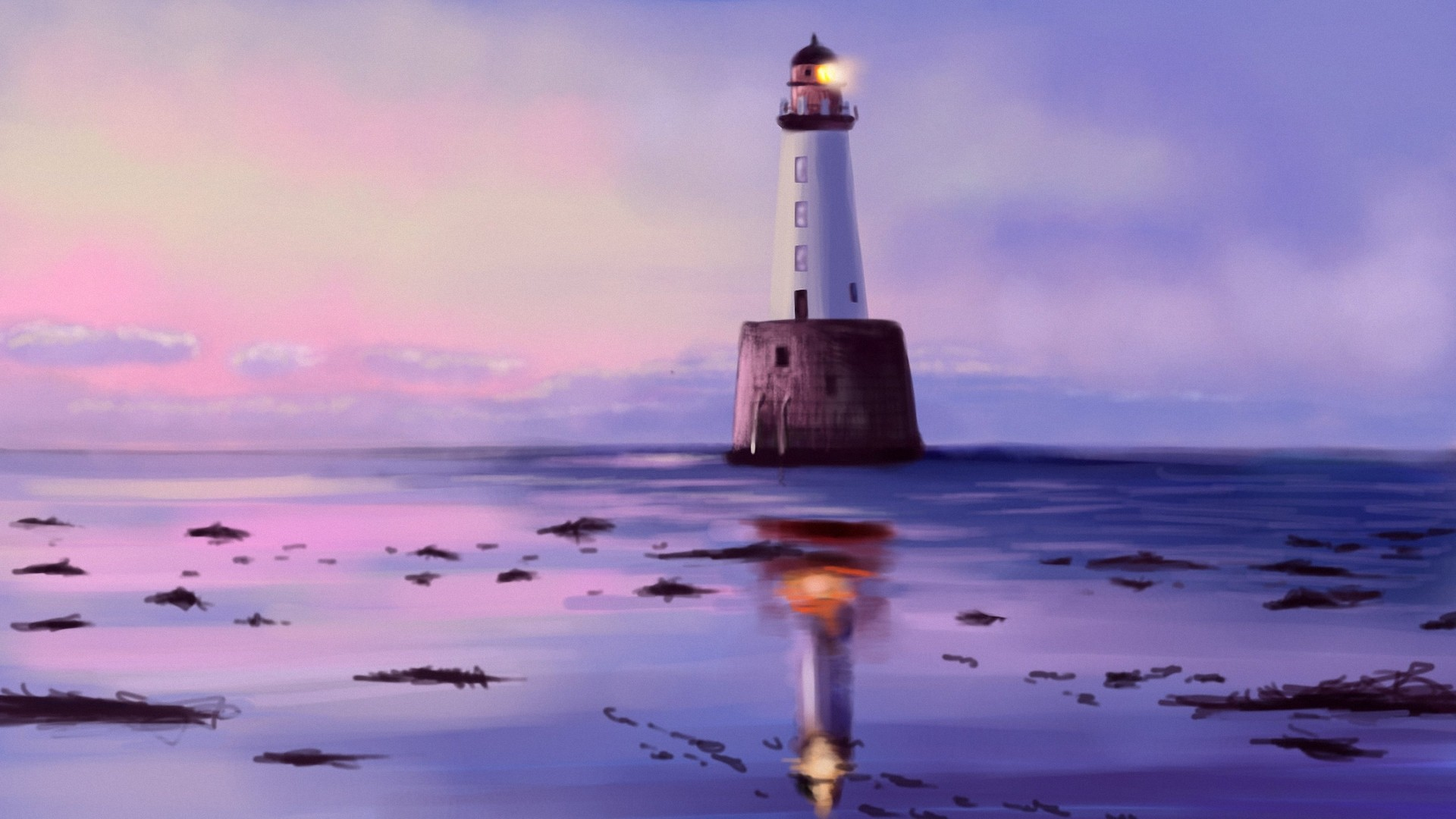 Lighthouse Background Lighthouse Background 46 1920x1080