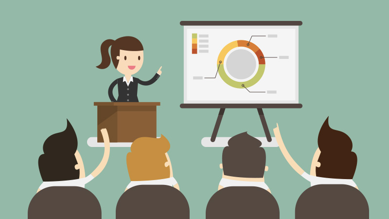 Developing and training your sales team - The seven sales training - how to develop a sales training plan