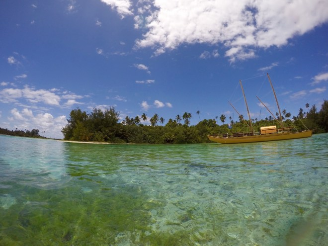 Muri Lagoon, Rarotonga