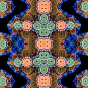 SSTT-8512-1654 Kaleidoscopic Fractal Animation