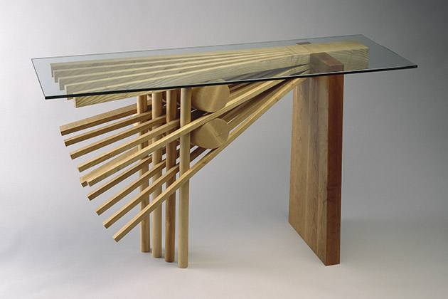 Ash Explosion Coffee Table