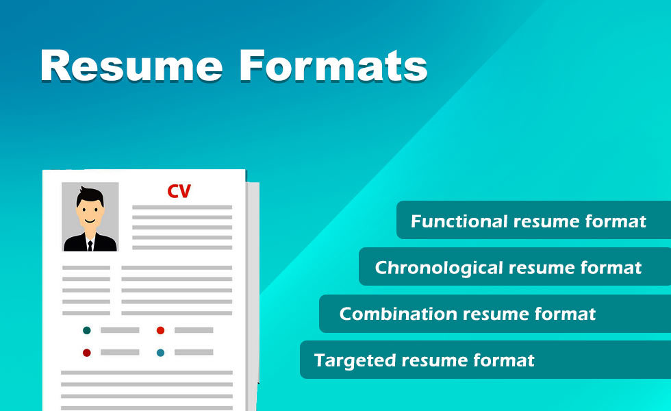Resume Formats when and How to Use Resume Formtat in 2019 - SetResume