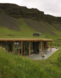 Eco Homes Built Into Hills - Small House Interior Design