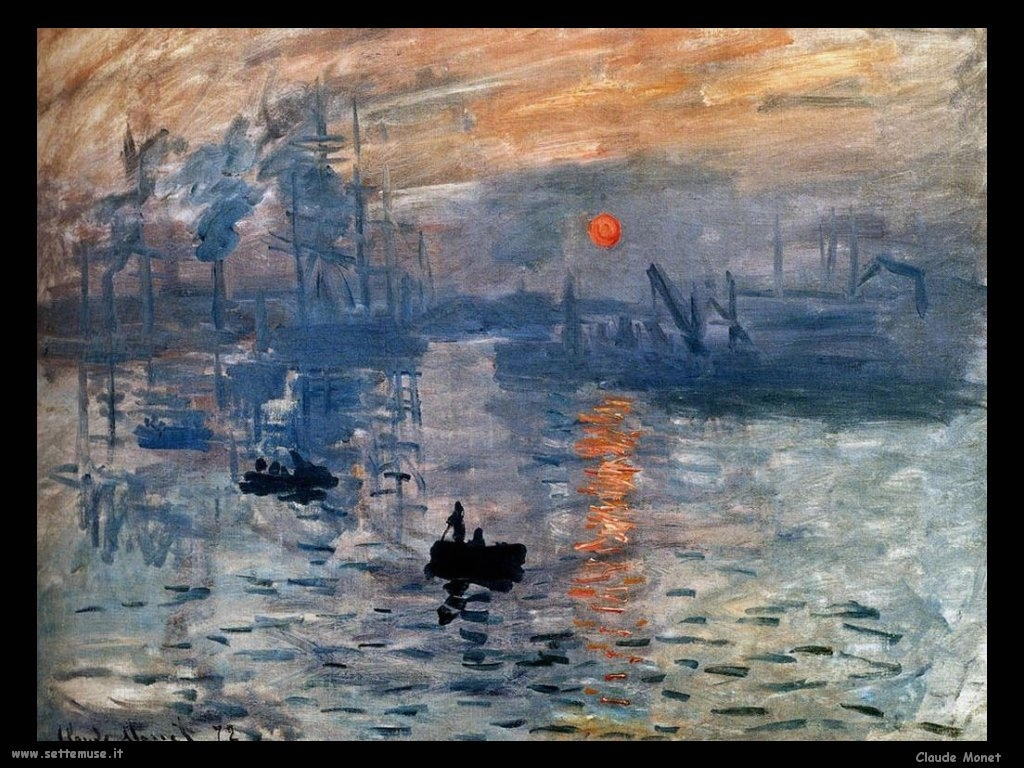 Video Pittura Impressionista Impressionismo Artlab Video Monet Monet Impressio