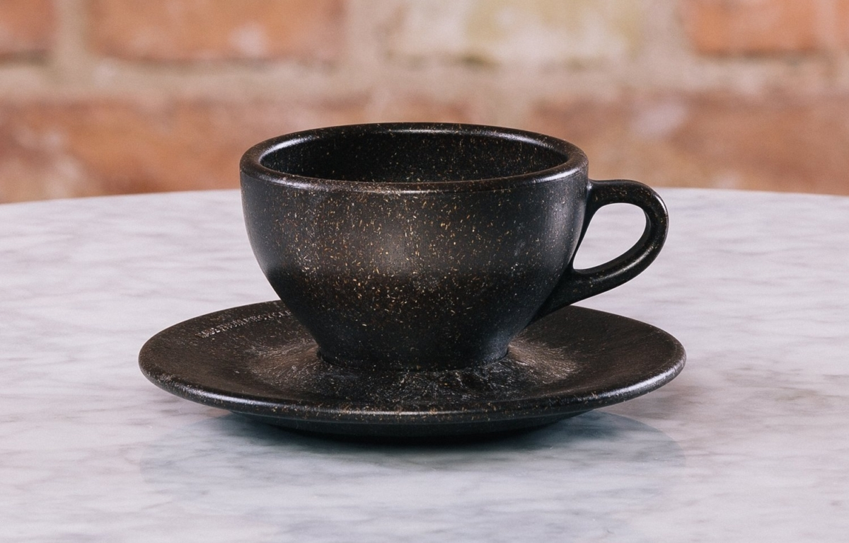 Cappuccino Cups Australia Cups Made From Recycled Coffee Grounds Created By Kaffeeform