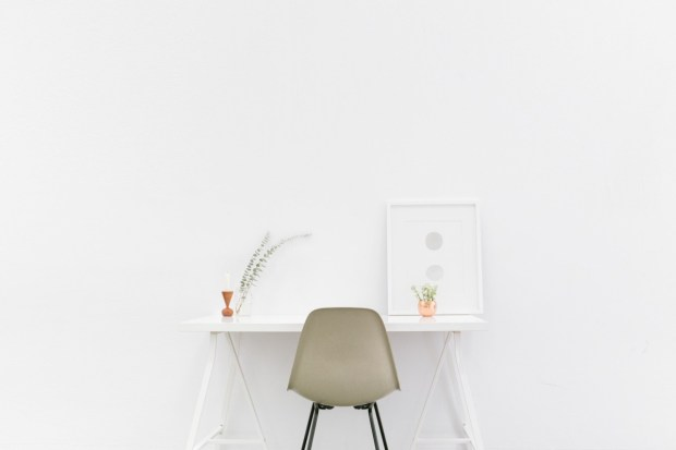 clutter free zone
