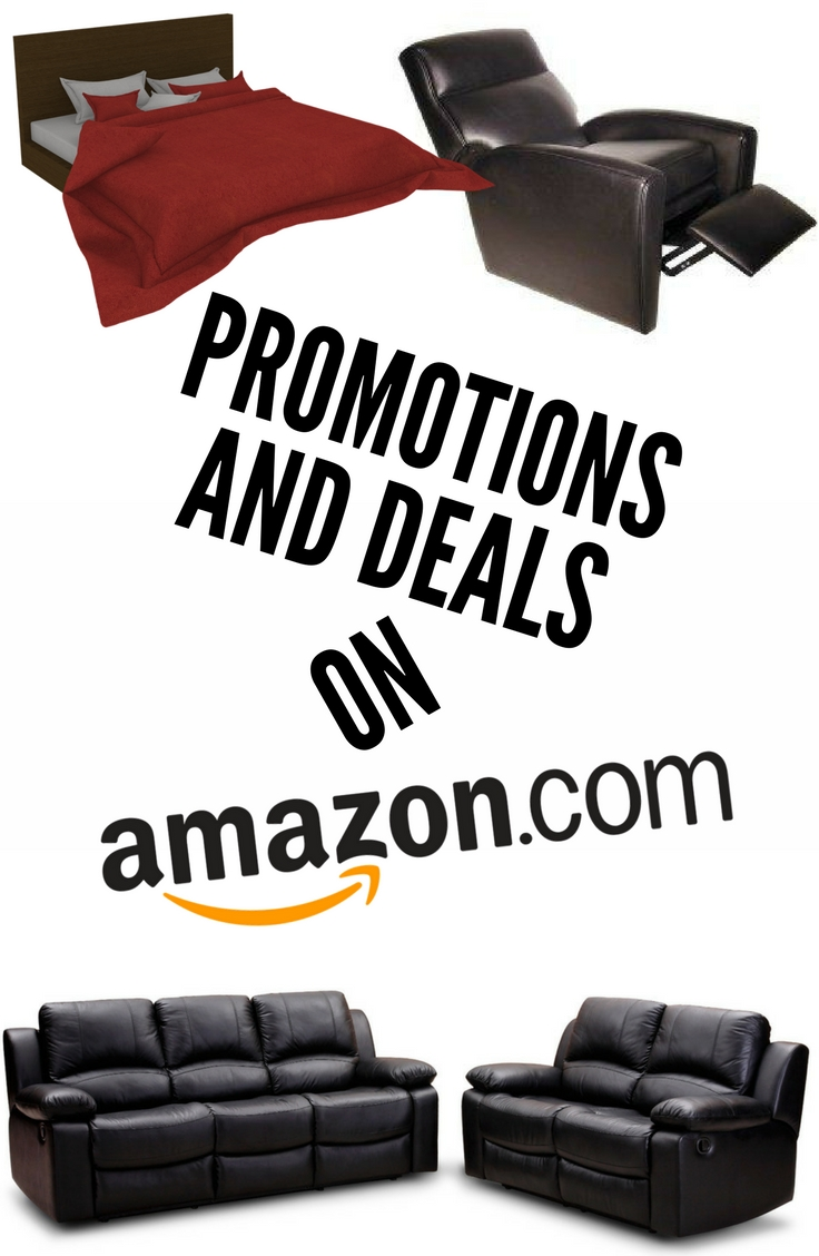 Amazon Sofa Deals Some Limited Time Promotions And Deals On Amazon A Family Blog