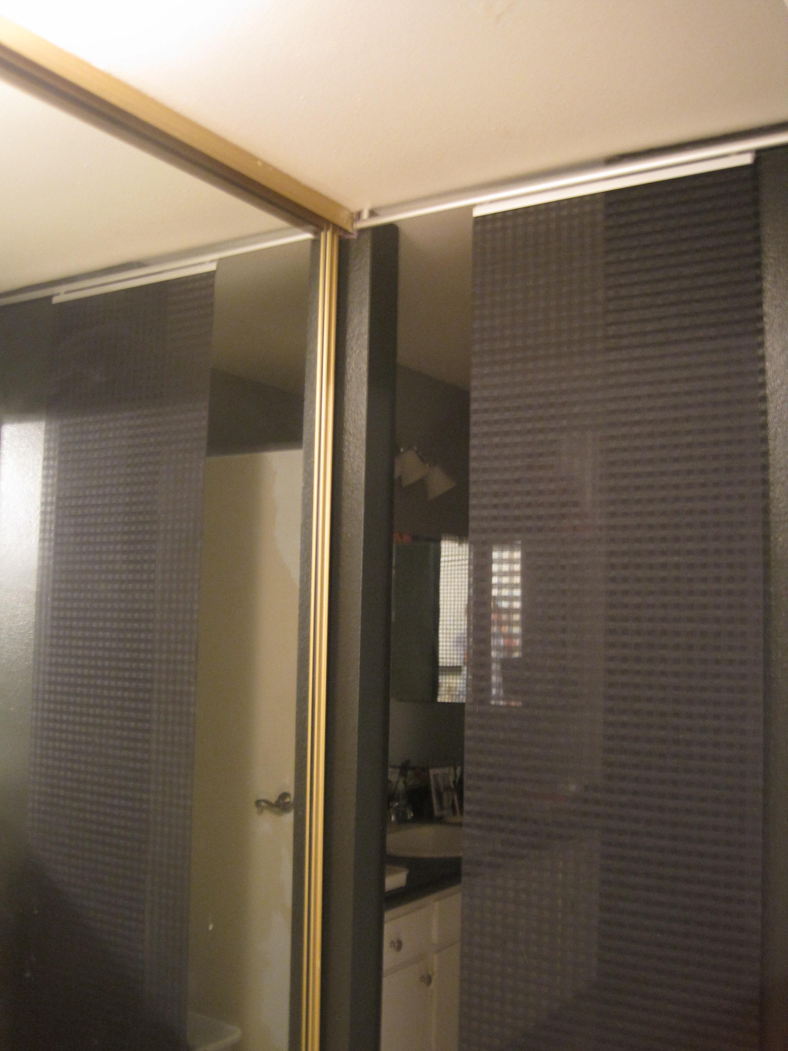 It s drapery it s a door no it s a panel curtain