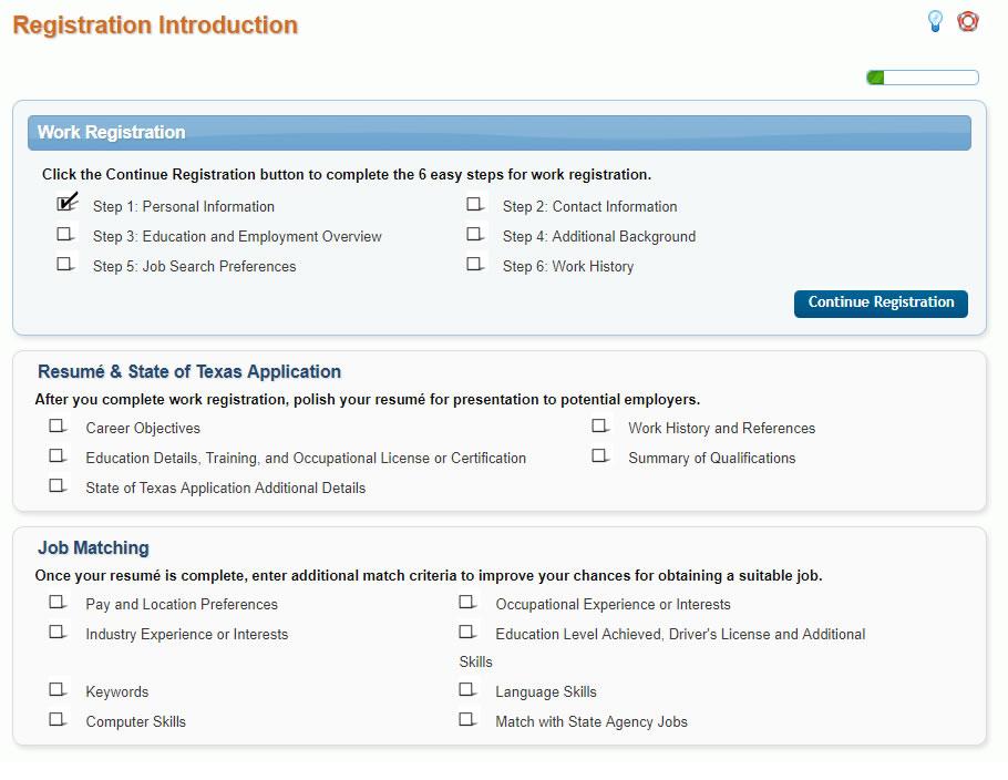 Job Seeker Registration \u2013 Workforce Solutions Southeast Texas