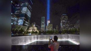 A 15 años del atentado contra las Torres Gemelas en Nueva York. | Fuente: Reuters