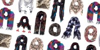 22 Cute Winter Scarves 2016 - Winter Scarf for Girls