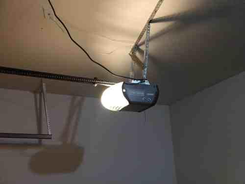 Medium Of Craftsman 12 Hp Garage Door Opener
