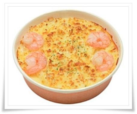 セブンイレブンのグラタンが更に美味しく?口コミ&カロリーは?チーズたっぷり!海老グラタン