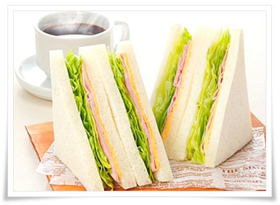 コンビニのサンドイッチ比較!値段やカロリーが高いのは?中身では?1