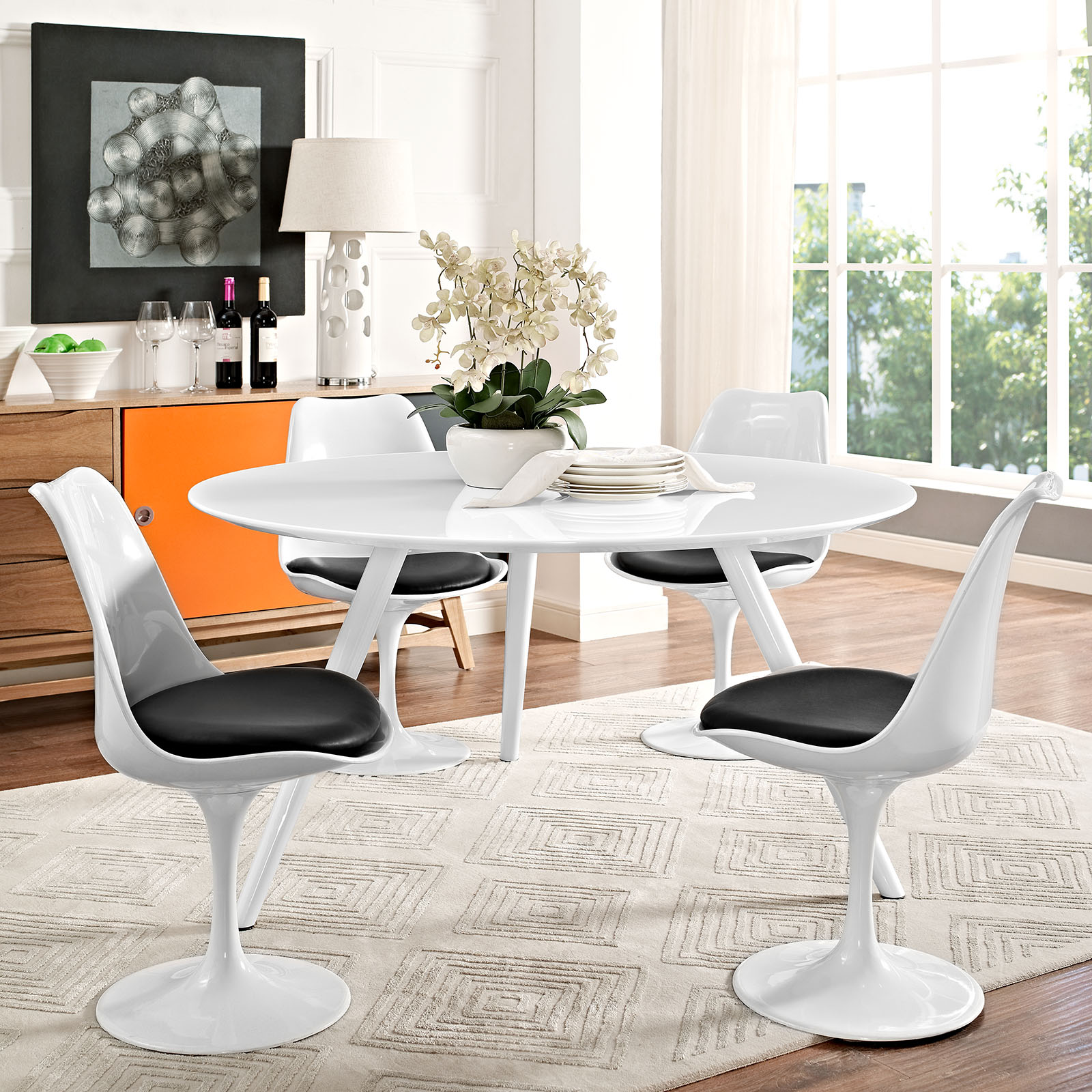 Classic Table Shapes Lippa 54