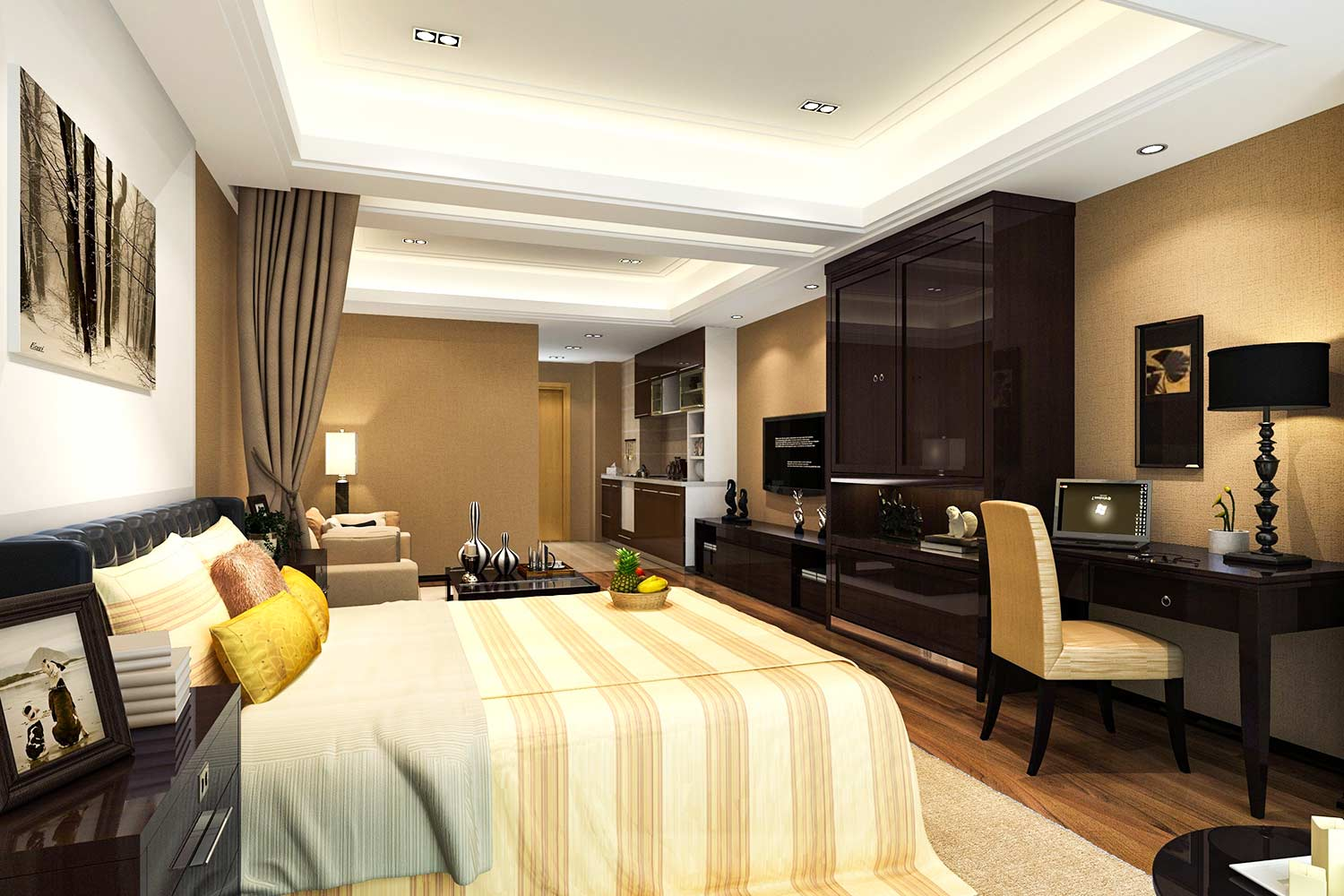Bedroom Interior Designers Kolkata Modern Residential False Ceiling Ideas For Each Room