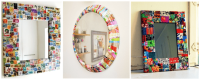 Easy & Simple DIY ideas for Mirror Frame Decorations ...