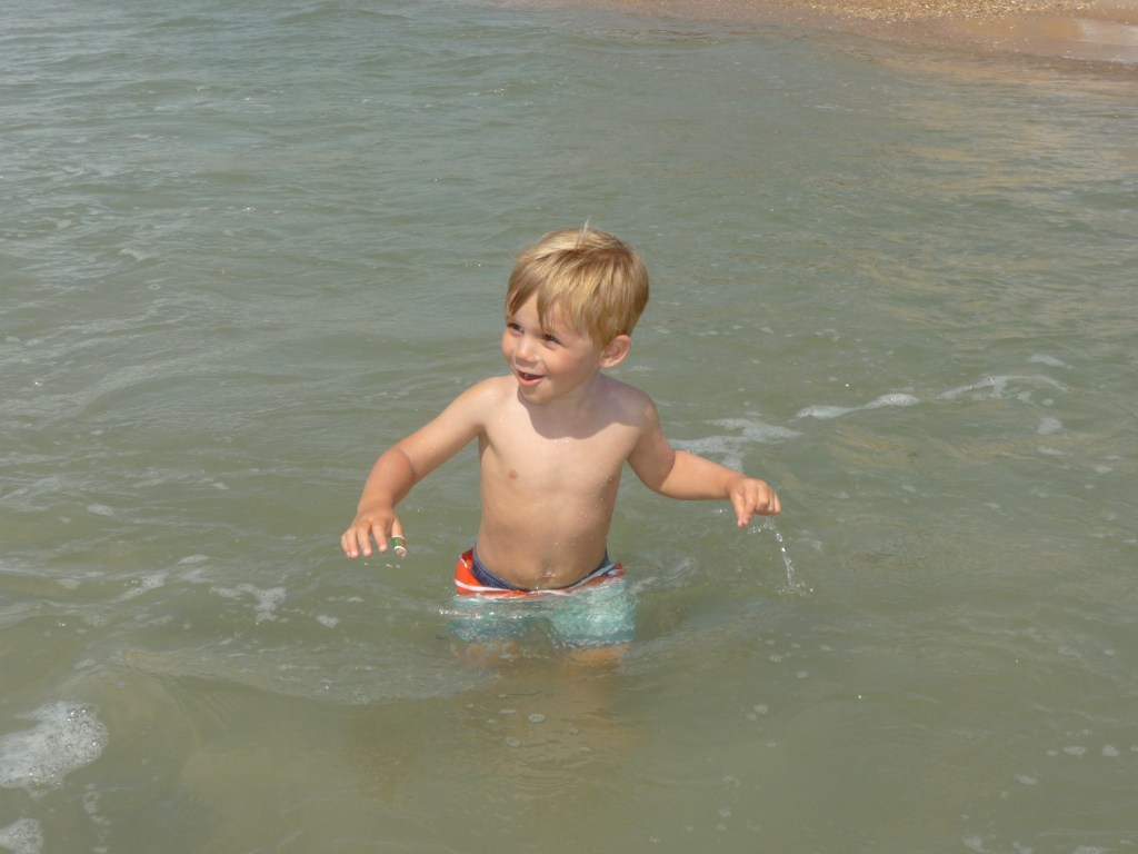 Surf City, NC beach trip