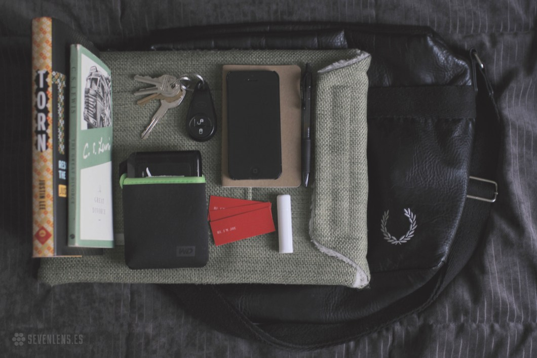 Joe Miller  |  What's in your bag?