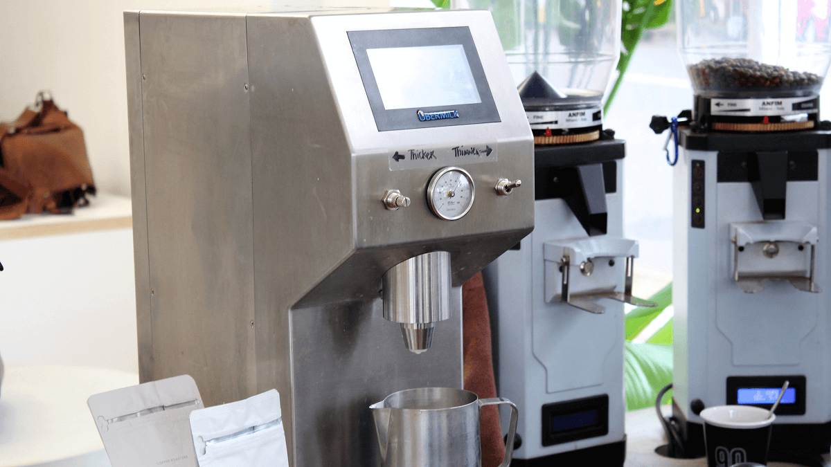 Machine A Cafe Ubermilk Review What We Ve Learned After Using It In Our Café