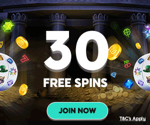 UK MONTHLY FREE SPINS