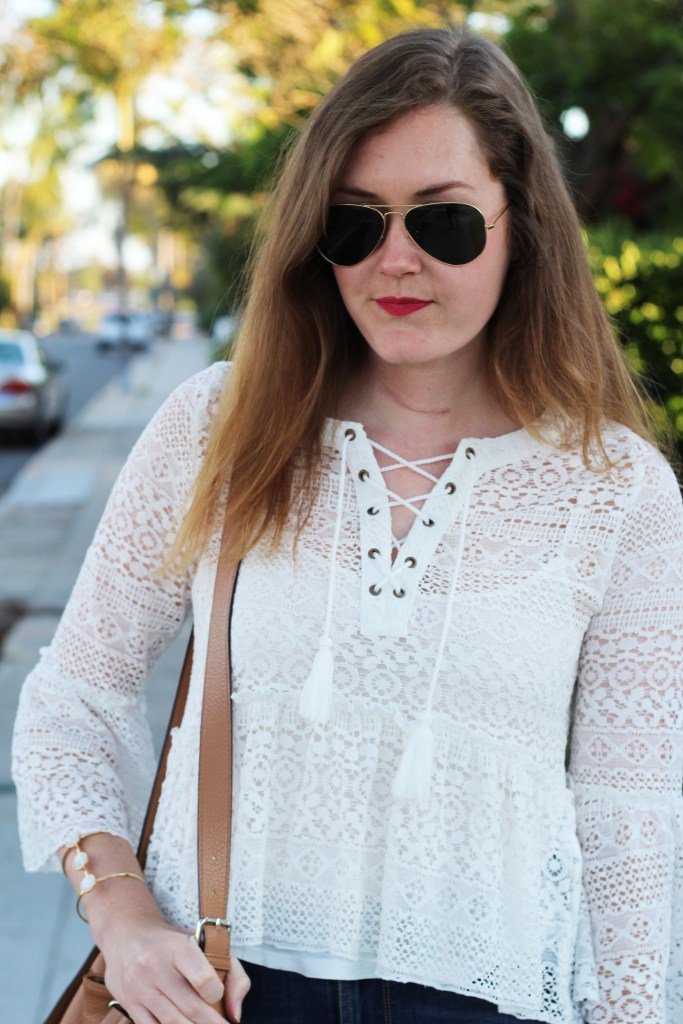 White lace top_1