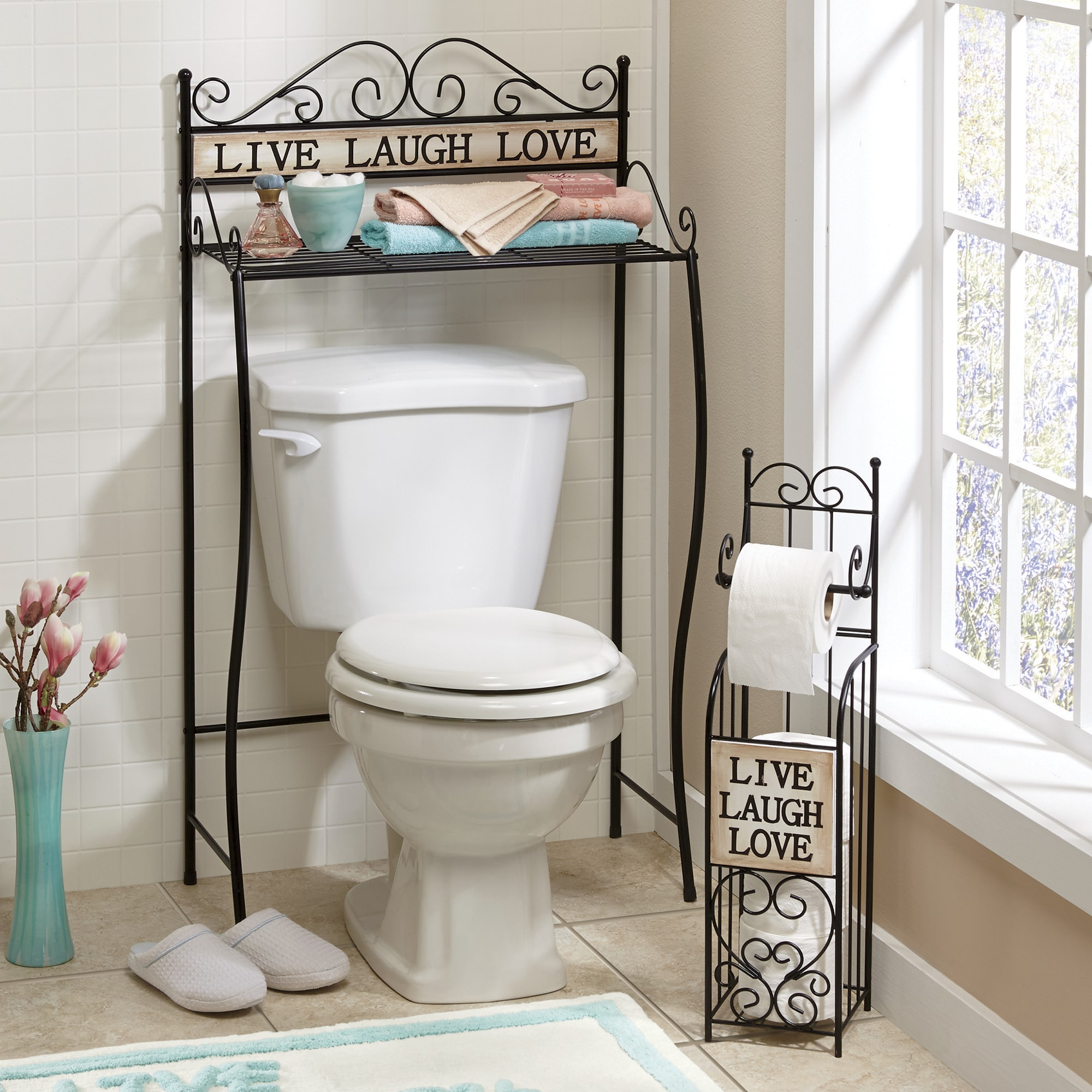Bathroom Accessories Live Laugh Love Bathroom Accessories Seventh Avenue