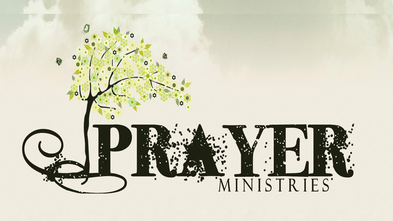Prayer Ministry Prayer Ministries Sapc