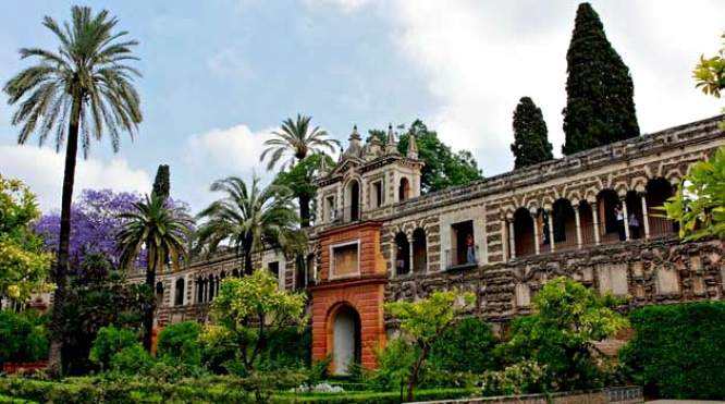 5 jardines de sevilla que son aut nticas joyas - Jardines verticales sevilla ...