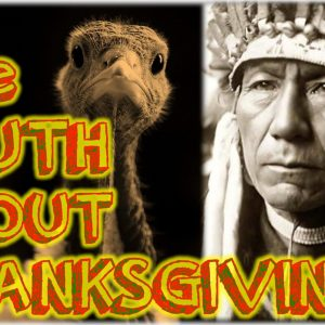 The Real Thanksgiving Story