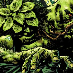 Swamp Thing Header