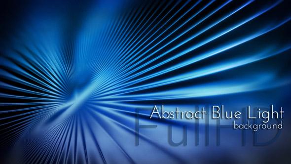 Motion Blue Light Background \u2013 Sevostyanov Design Studio 3D