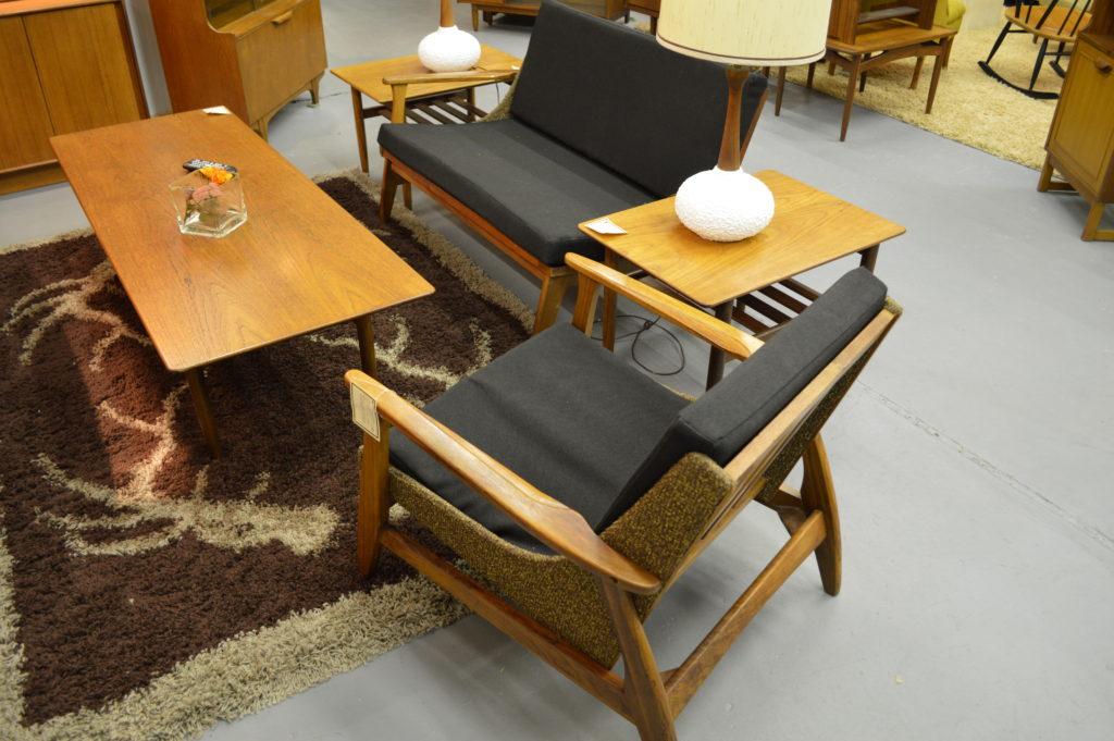 Mid-Century Living Room Sets Antique Living Room Sets - antique living room sets