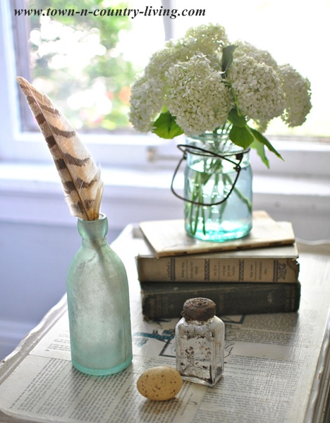 Decorating With Books | Sew A Fine Seam