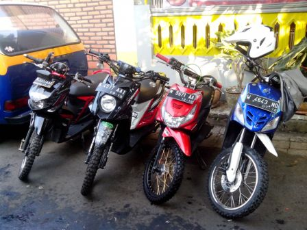 Rental Semi Trail di Malang